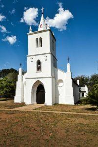 beagle bay church, pearl, history, banana well,