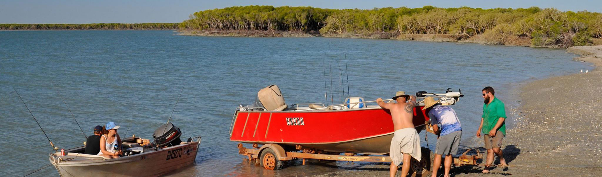 Bring Your Boat & Beach Launch